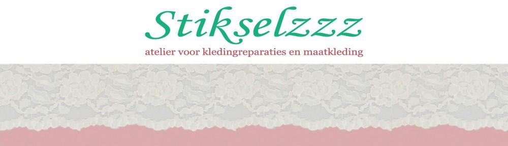 Stikselzzz Atelier voor kledingreparaties en maatkleding